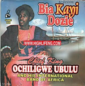 Best of King Ochiligwe Ubulu Dj Mixtape (All Songs by King Ochiligwe Ubulu Mp3) | King Ubulu Ukwuani Latest Audio Music, Albums and DJ Mix Mixtapes