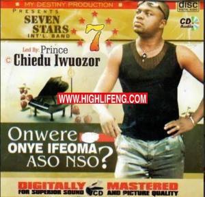 7 Stars International – Ifeoma (Ifeoma Adi Agwu Agwu)