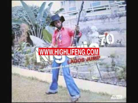Peacocks International Guitar Band - Eddie Quansa (Nigeria 70 Lagos Jump) | Igbo Highlife Music