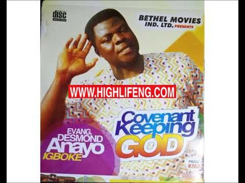 Evang. Desmond Anayo Igboke - Covenant Keeping God (Latest Igbo Gospel Music Album 2020)