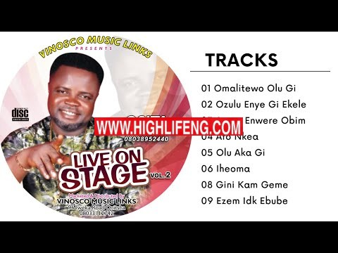 Osita Muolokwu - LIVE ON STAGE 2020 (Latest Nigerian Igbo Praise And Worship Songs)