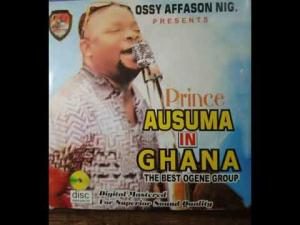 PRINCE AUSUMA MALAIKA IN GHANA - THE BEST OGENE GROUP (LATEST OGENE MUSIC 2020)