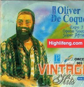 Oliver De Coque - Uwa Cholu Obi Umeani (Ejirike Eso Enu Uwa)
