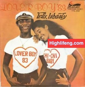 Felix Lebarty (Liberty) - Loverboy
