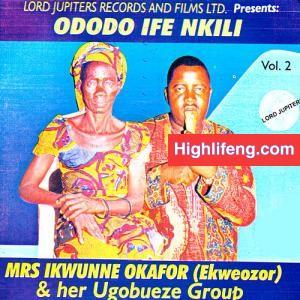 Mrs Ikwunne Okafor and Her Ugobueze Group - Ugo Bu Eze