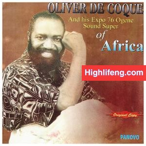 Chief Dr Oliver De Coque - Akuchinyere Nwata
