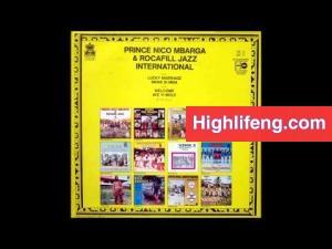 Prince Nico Mbarga - El Hueco (Champeta Africana)