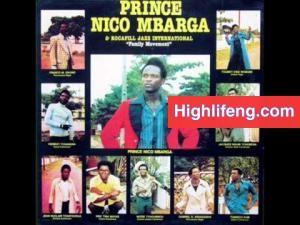 Prince Nico Mbarga - Family Movement