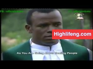 Rev. Father Ejike Mbaka - Agabigala m (Forsake Me Not)