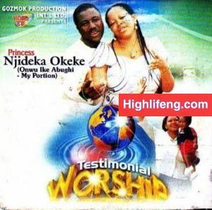 Prince Gozie Okeke - Testimonial Worship - Igbo worship songs 2020 | Christian Music