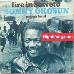 Sonny Okosun - Papa's Land