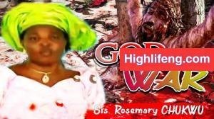 Rosemary Chukwu - God of War