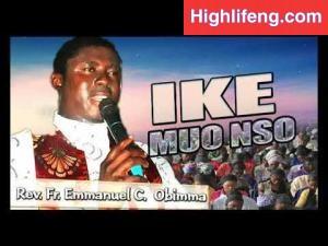 Rev. Fr. Emmanuel C. Obimma - Ike Muo Nso | Latest Igbo Gospel Songs 2021