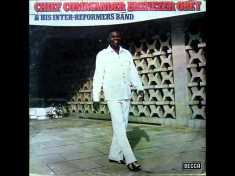 Ebenezer Obey - Aya Foba Mimo