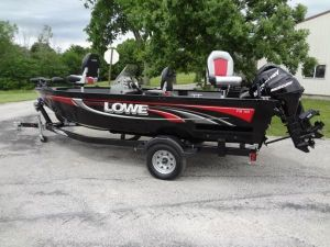 2009 Lowe FM165 boat ready for water  Lowe FM165 2009 for