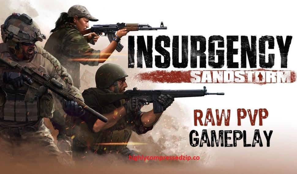 Insurgency Sandstorm Free Download Highly Compressed