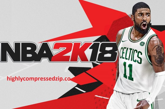 NBA 2K18 Free Download Pc Full Version Game Highly Compressed