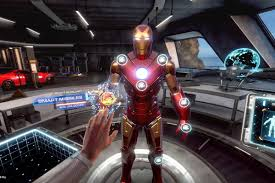 Marvel's Iron Man VR Full Game + CPY Crack PC Download
