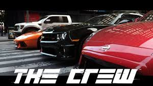 The Crew Crack PC +CPY CODEX Torrent Free Download 2021