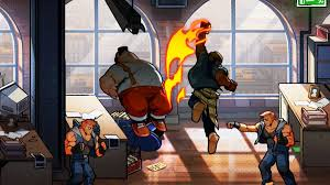 Streets Of Rage 4 Crack Free Download CPY+ Torrent