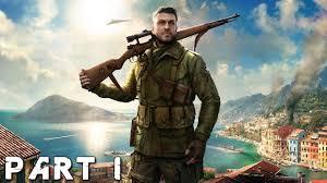 Sniper Elite 4 Deluxe Edition v1.5.0 Crack Codex Free Download