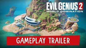 Evil Genius 2 World Domination Crack PC-CPY Torrent Free Download