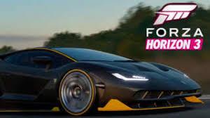 Forza Horizon 3 Crack Codex Free Download PC +CPY Game 2021
