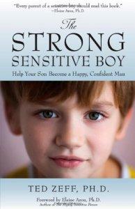 The Strong Sensitive Boy (Book)
