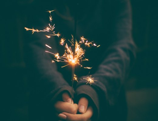 a highly sensitive person makes a new year's resolution