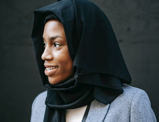 A highly sensitive Black Muslim woman