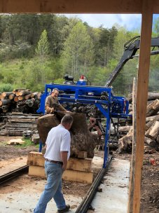 Lots of wood - High Mountain Millwork Company, Franklin NC - #258