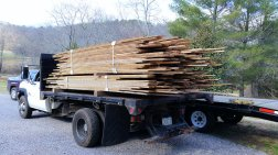 Lots of wood - High Mountain Millwork Company, Franklin NC - #514