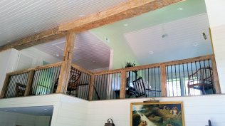 Custom Beams by High Mountain Millwork Company - Franklin, NC #046
