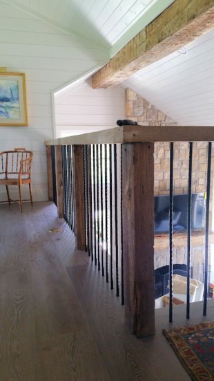 Custom Beams by High Mountain Millwork Company - Franklin, NC #619