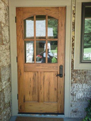 Custom Doors by High Mountain Millwork - Franklin, NC #00
