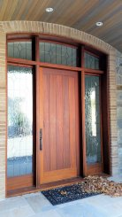Custom Doors by High Mountain Millwork - Franklin, NC #820
