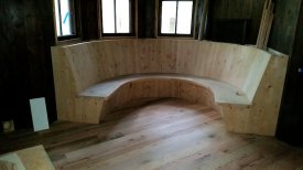 Custom Furniture by High Mountain Millwork Company - Franklin, NC #23