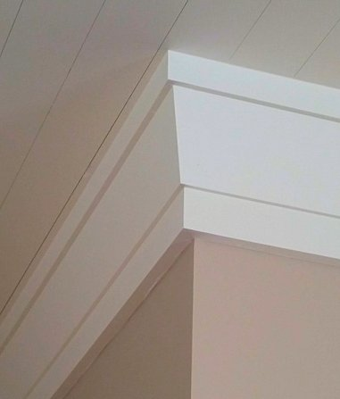Interior Trim by High Mountain Millwork Company - Franklin, NC #254