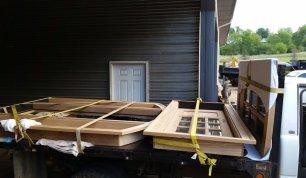 Custom Doors by High Mountain Millwork Company, Franklin, NC