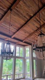 Custom Wood Paneling by High Mountain Millwork Company - Franklin, NC #746