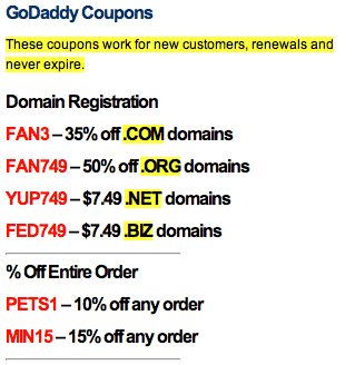 How to buy domain names cheaper