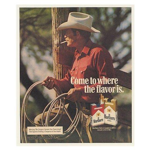 Marlboro cigarettes – name origin of the brand