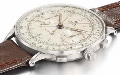 1942 most expensive Rolex watch sold