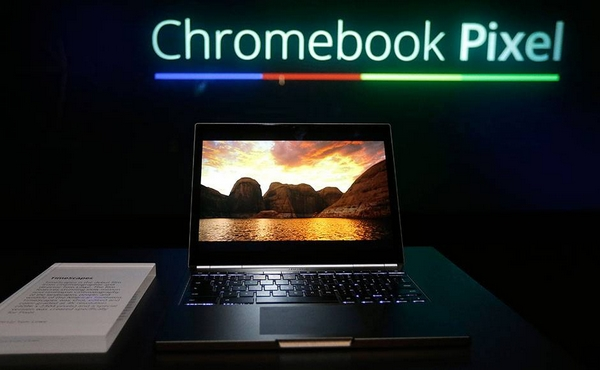 Just released: New Chromebook Pixel name explained - High