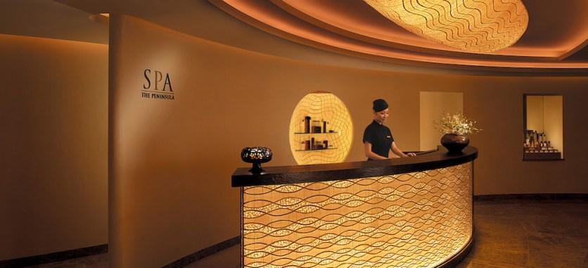 The-Peninsula-Tokyo---The-Peninsula-Spa-Reception