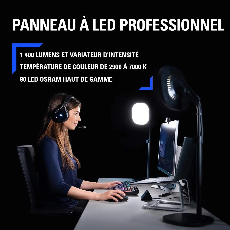 Panneau LED Elgato Key Light Air - Elgato