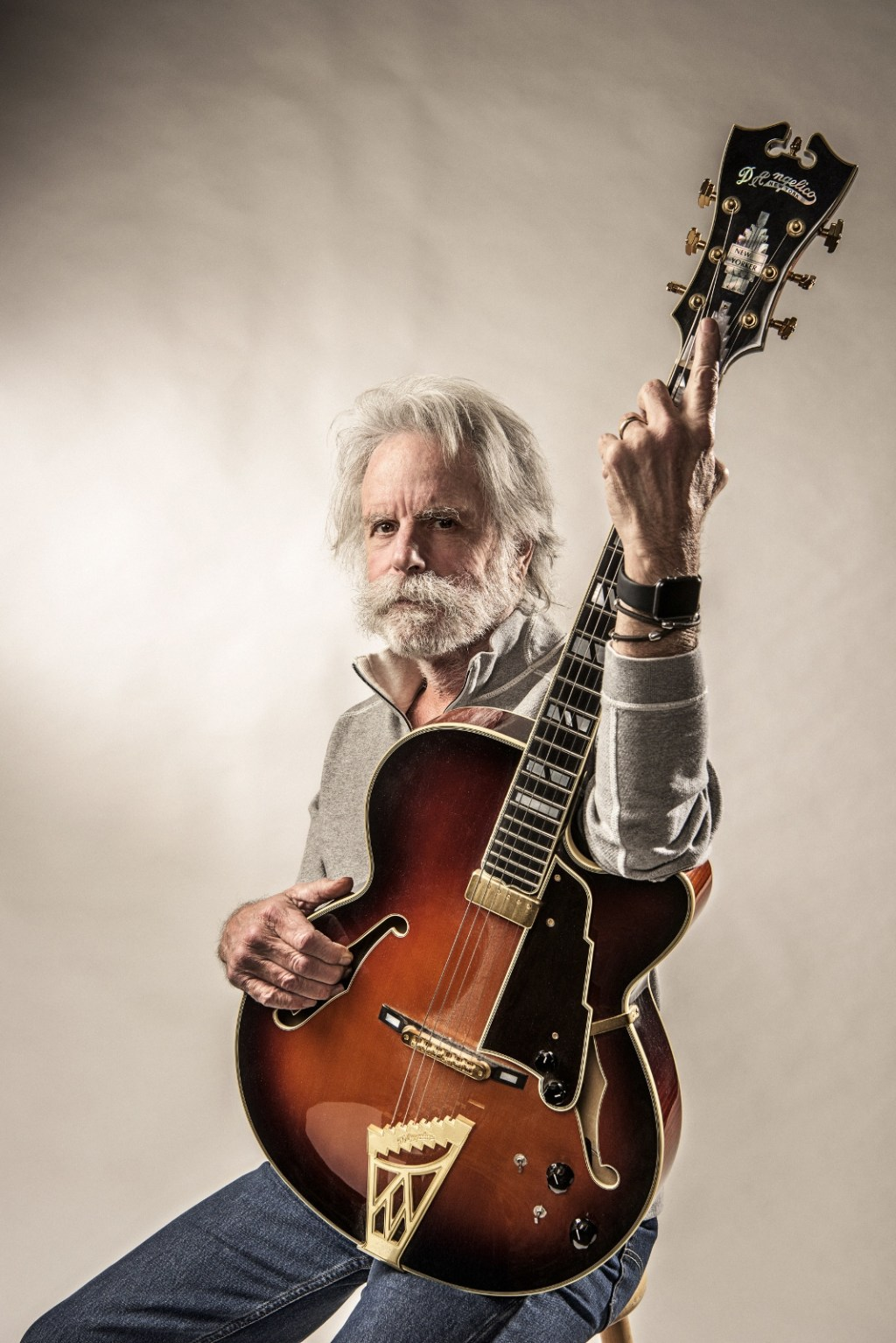 Bob Weir (courtesy of the artist)
