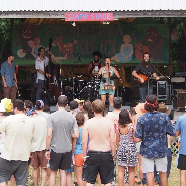 55th annual Philadelphia Folk Festival (The High Note)