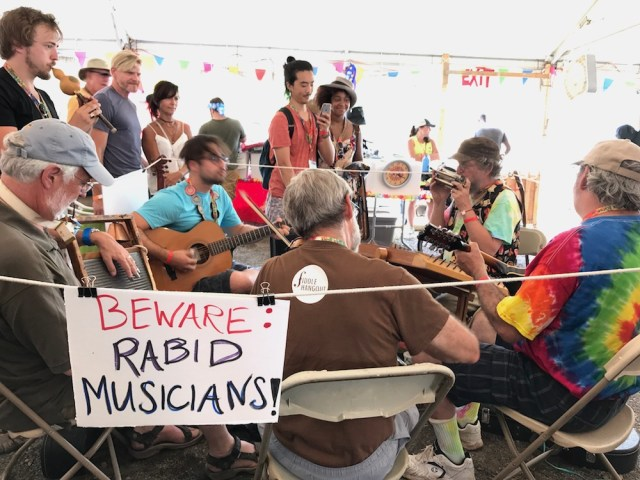 56th annual Philadelphia Folk Festival