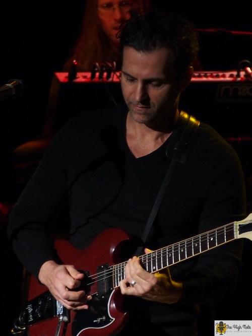 Dweezil Zappa Saturday, Nov. 4, 2018 at Harrah's Atlantic City (Shaun R. Smith/ The High Note).